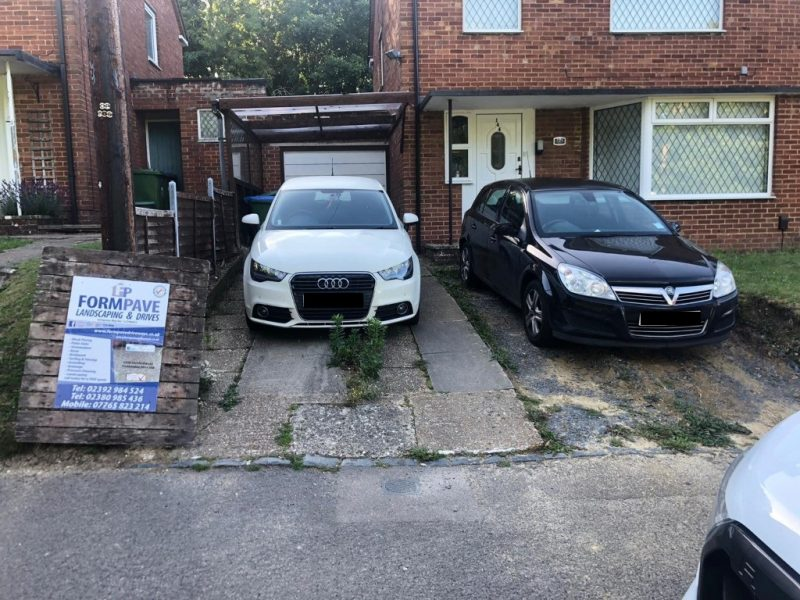 Examples of Block Paving Driveways Throughout Portsmouth