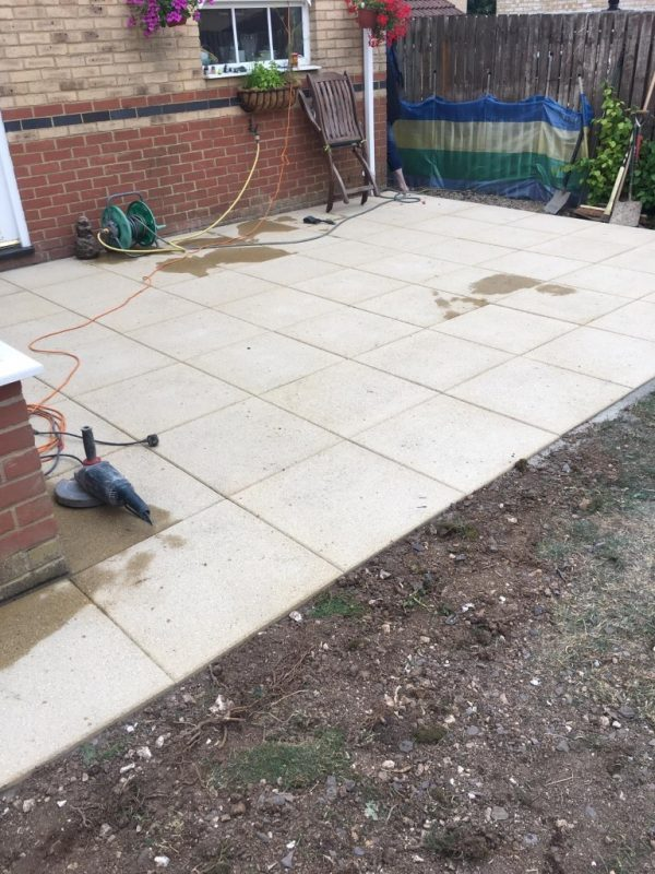 Examples of Patio Projects in Hedge End, Hampshire